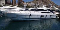 Princess V70 - 2008  - MTU 10V 2000 M93 2 X 1 502 Hp, 850 000 € VAT paid