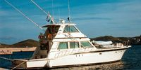 Hatteras 60 Convertible - 1984 , 250 000 € VAT paid