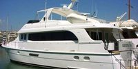 Hatteras 75 SD - 2001 , 2 150 000 € VAT paid