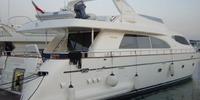 Falcon 86 - 2001 , 950 000 € VAT paid
