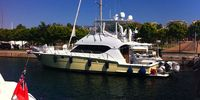 Hatteras 50 - 2000 , 450 000 € VAT paid
