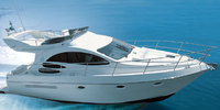 Azimut 39 - 2001  - CATERPILLAR 3126 DITA 2 X 355 Hp, 169 000 € VAT paid