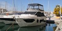 ABSOLUTE yachts 40 FLY - 2011  - VOLVO PENTA IPS 400 2 X 310 Hp, 365 000 € Leasing en cours