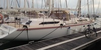 Amel 54  - 2007 (Coriandre)  - VOLVO PENTA D3-110 110 Hp, 595 000 € Leasing en cours