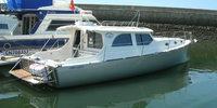 armor boat range boat 39 cruiser hybrid  - 2009 (maranello)  - Nanni 4.390 TDI HYBRID DIESEL 200 Hp, 155 000 € VAT paid