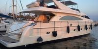 Astondoa 82 GLX - 2003  - MTU 10V 2000 M93 2 X 1 502 Hp, 1 190 000 € TVA Payée