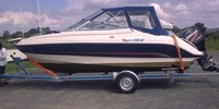 Bella Boats Flipper 630 DC  - 2003  - Mercury 115 EFI 2 X 115 Hp, 23 900 € TVA Payée  - Photo 153168669-153176609