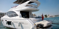 Princess 49 - 2017  - VOLVO PENTA IPS700 2 X 550 Hp, 970 000 € Leasing en cours