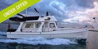 Grand Banks 42 Europa - 2003  - CATERPILLAR 3126 2 X 420 Hp, £ 349 000 VAT paid