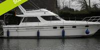 Princess 415 - 1988  - VOLVO PENTA TAMD 61A 2 X 306 Hp, £ 59 950 VAT paid