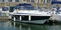Sunseeker MARTINIQUE 38 - 1991  - VOLVO PENTA TAMD 41 A 2 X 200 Hp, £ 49 995   - Sunseeker Martinique 38