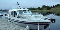 Broom 35 European - 1975  - Ford  2 X 120 Hp, £ 39 950 VAT paid  - Broom 35 European 35
