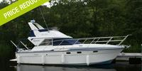 Fairline Corniche - 1989  - VOLVO PENTA TAMD 41 A 2 X 200 Hp, £ 46 950 VAT paid