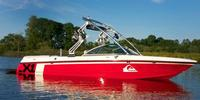 Mastercraft X-1 ( X1 ) - 2007  - Indmar MCX 2 X 350 Hp, £ 28 995 VAT paid  - Current photo Stb