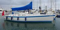 Sweden Yachts 390 HTC - 1992  - VOLVO PENTA 2003T 2 X 45 Hp, £ 129 000 TVA Payée  - Sweden Yacht 390