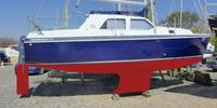 Hunter Legend Pilot 27 - 2001  - Nanni 2.50HE 2 X 14 Hp, £ 28 500 VAT paid  - Hunter Pilot 27