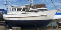 Fisher 31 - 1980  - VOLVO PENTA MD17d 36 Hp, £ 44 950   - Fisher 31