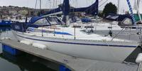 Gib'Sea 92 - 1987  - VOLVO PENTA 2002 2 X 18 Hp, £ 28 000   - Gibsea 92