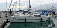 Gib'Sea 422 - 1991  - Perkins Saber M50 2 X 50 Hp, £ 69 950 TVA Payée