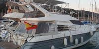 Sunseeker MANHATTAN 48 - 1997  - CATERPILLAR 3208 2 X 435 Hp, 210 000 € VAT paid  - Sunseeker Manhattan 48