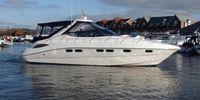Sealine S42 - 2004  - VOLVO PENTA KAD-300 2 X 285 Hp, £ 139 950 VAT paid  - sealine S42