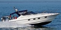 Fairline Targa 30 - 1991  - VOLVO PENTA TAMD 41 B 2 X 200 Hp, £ 44 950 VAT paid  - Running