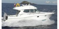 Jeanneau Merry Fisher 925 - 2005  - VOLVO PENTA KAD-300 2 X 285 Hp, £ 57 500 TVA Payée  - Jeanneau Merry Fisher 925 Running