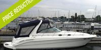 Sea Ray 365 Sundancer - 2001  - VOLVO PENTA KAD-44 2 X 260 Hp, £ 64 950 VAT paid