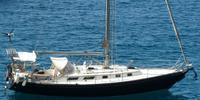 Bristol Yachts 38.8 Lift Keel - 1983  - Universal 115 cu.in 2 X 44.0 Hp, £ 56 950 VAT paid  - Bristol 38.8 - Beautiful!