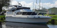 Fairline Turbo 36 - 1990  - VOLVO PENTA TAMD 61A 2 X 306 Hp, £ 79 950 VAT paid  - Fairline Turbo 36