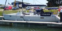 Beneteau Oceanis 390 - 1990  - Perkins Saber Prima 2 X 50 Hp, £ 50 000 VAT paid  - Beneteau Oceanis 390