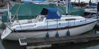 Westerly Tempest Bilge Keel - 1992  - VOLVO PENTA 2002 2 X 18 Hp, £ 32 000