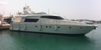 San lorenzo 62  - 2008  - MTU V8 2 X 2200 Hp, 850 000 € TVA Payée  - Photo 86429585-93727826
