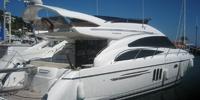 Princess 58 - 2008  - VOLVO PENTA D12 - 800 2 X 775 Hp, 600 000 € VAT paid