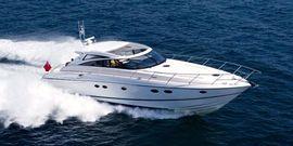 Princess V58 - 2003 , 350 000 € VAT paid