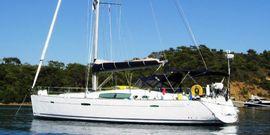 Beneteau Oceanis 50 Performance - 2007  - Yanmar 4JH4-THE 2 X 110 Hp, £ 185 000 VAT paid  - Beneteau Oceanis 50