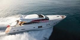 Princess V78 - 2010  - CATERPILLAR , 1 900 000 € TVA non payée