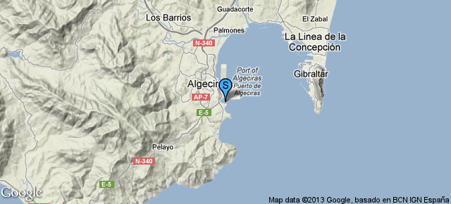 Puerto de Algeciras  Algeciras