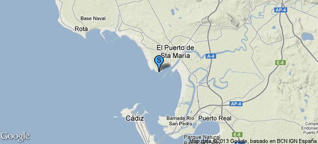 Puerto Sherry Santa Maria