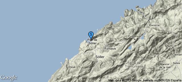 Puerto de Soller Soller