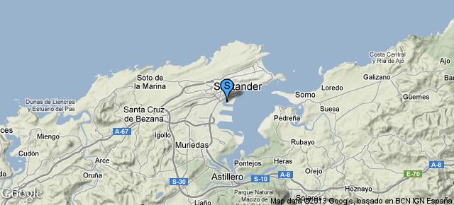 Santander (ciudad) Santander