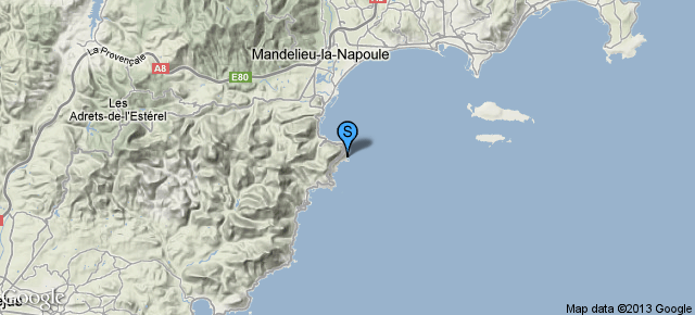 Port La Galère Théoule sur mer