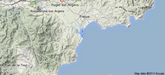 port de Saint Aygulf Saint Aygulf