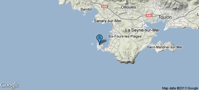 Saint-Pierre-des-Embiez SIX FOURS LES PLAGES