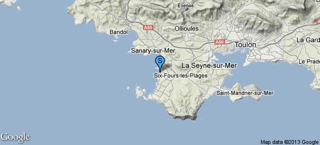 Port de la Coudoulière SIX FOURS LES PLAGES