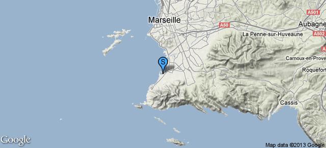 Port de la Pointe Rouge Marseille