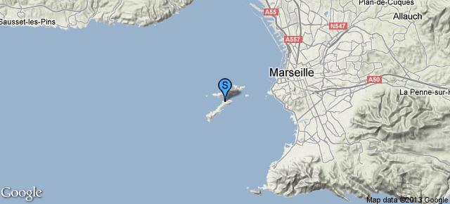 Port du Frioul Frioul