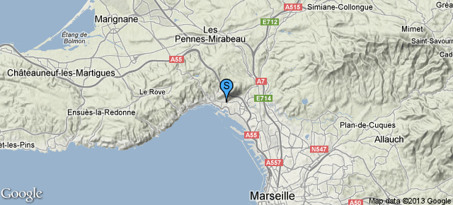 L´Estaque L´Estaque, Marseille