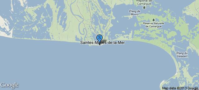 Port Gardian Saintes Maries de la Mer