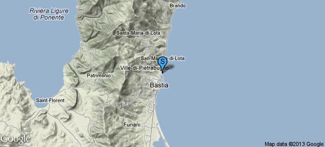 Port Toga Bastia